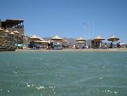 Песчаный участок пляжа Elounda Village