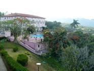 Отель на склоне