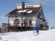 На курорте Абзаково