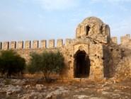 Византийская церковь, Ич-Кале