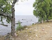 Побережье Белого озера
