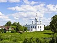 Православная церковь в Белозерске