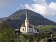 Приходская церковь в Kirchberg in Tirol