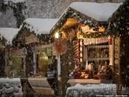 Рождественская ярмарка Валь-ди-Фьемме