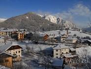 Вид на долину Валь-ди-Фьемме