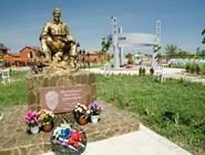 Памятник ветеранам боевых действий