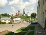 Центр города Волоколамска