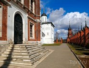 В Волоколамском кремле