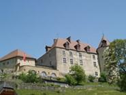 Грюйерский замок