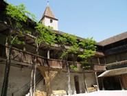 В замке Грюйера