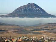 Вид на гору Верблюд в Железноводске