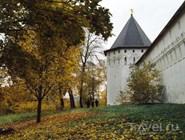 Стена Саввино-Сторожевского монастыря