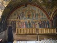 Интерьер собора Рождества Богородицы в Саввино-Сторожевском монастыре