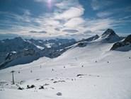 Трассы ледника Tiefenbach