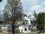 Трапезные палаты в Ново-Иерусалимском монастыре