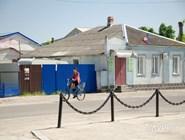 Управа старотитаровских казаков на улице Ленина