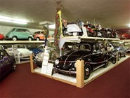 Музей старинных автомобилей, Капрун