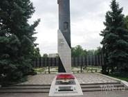 Сквер павших воинов в Урюпинске