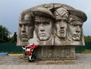 Памятник воинам - участникам десанта