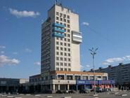 Современное здание в Коломне
