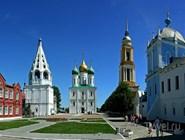 Храмы в Коломенском кремле