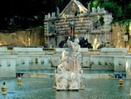 Фонтан в парке Fuente del Rey