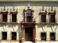 Барочный дворец графов Санта-Ана