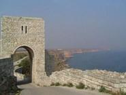 Крепость на мысе Калиакра