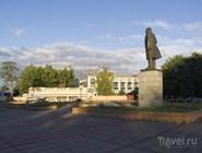Памятник Ленину в Красногорске