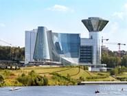 Здание администрации Московской области