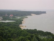 Куршский залив, поселок Морское