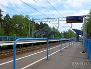 Железнодорожная станция Комарово