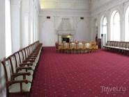Зал в Ливадийском дворце