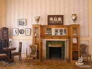 Кабинет в Ливадийском дворце