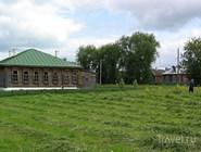 В селе Константиново