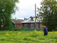 Дома в селе Константиново
