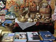 Сувениры в селе Константиново