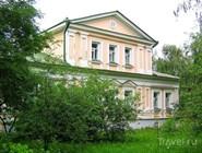 Усадебный дом помещицы Л. И. Кашиной