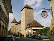 Замок в Муртене