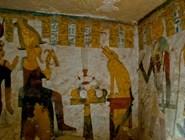 В гробнице Zed-Amun-ef-ankh