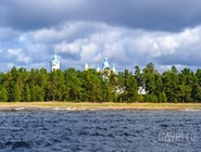 Остров Коневец находится в Ладожском озере