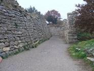 Фрагменты древнего города
