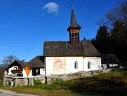 Церковь Св. Стефана в Latschach, пригороде Фёльдена