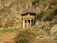 могила Аминтаса