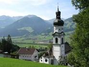 Готическая церковь в Фюгене