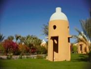 Башенки в отеле Sheraton, Эль-Гуна