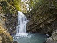 Водопады на реке Мацеста
