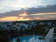 Закат над Кайо-Ларго