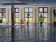 Бассейн в Grand Hotel Velingrad