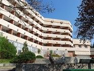 Корпус отеля Spa Hotel Hissar
